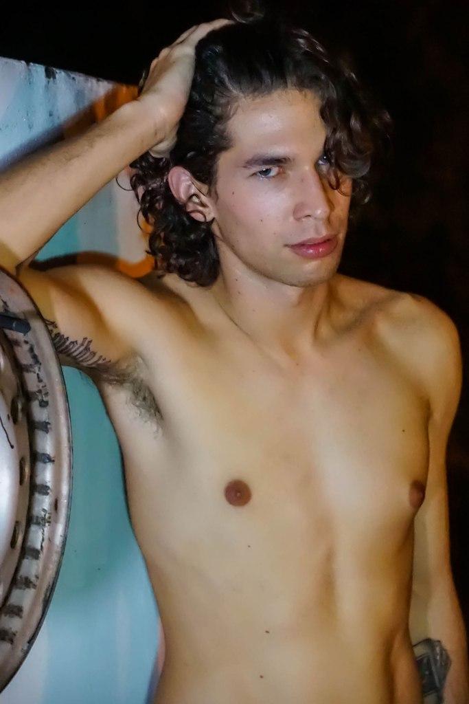 Male Model Patrick by Christian Berns